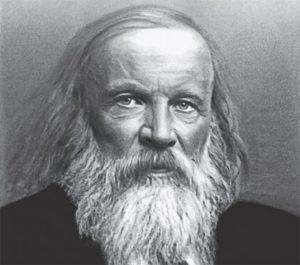 Mendeleiev - o Data Scientist