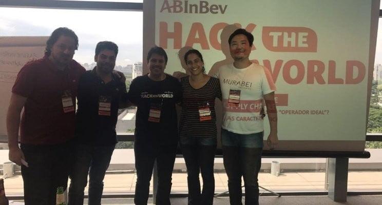 Murabei ganha segundo lugar no Hackathon da Ambev